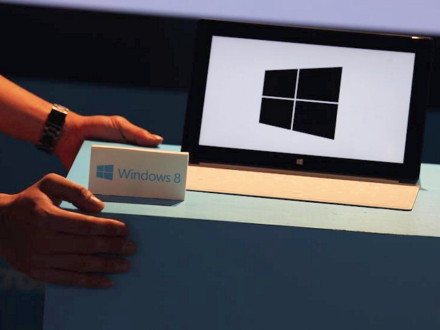China Bans Use of Microsoft's Windows 8 on Government Computers