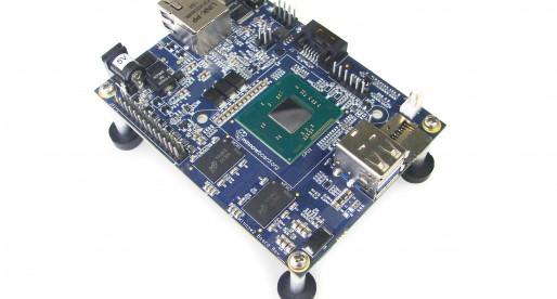 Here Comes Intel's Open Source Single-Board Computer, 'Minnowboard Max'