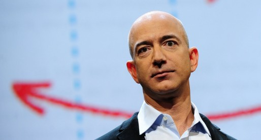 Amazon's Jeff Bezos In Now The World's Richest Man