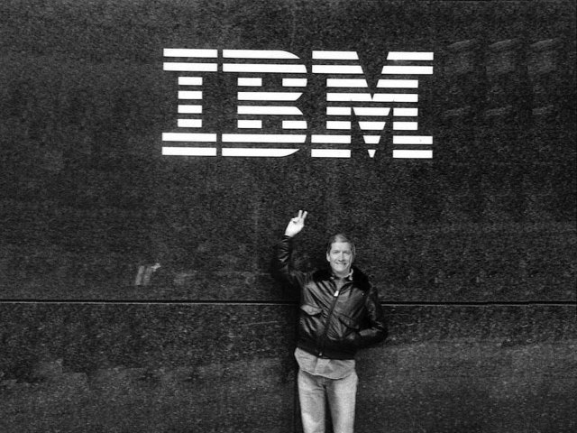 Tim Cook Explains Apple's IBM Alliance