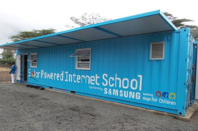 Ghana to benefit from Solar Powered Internet School project