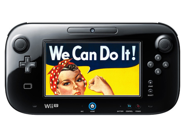 Finally, Some Games That Actually Use the Wii U's GamePad