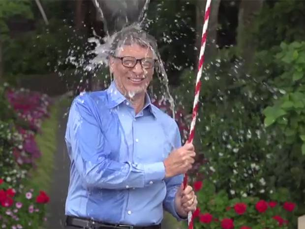 Tech leaders take the ice bucket challenge plus all you need to know about ALS