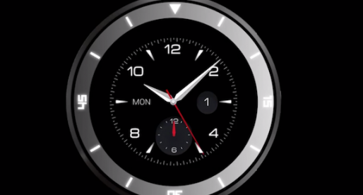 Watch out for the new LG wrist watch