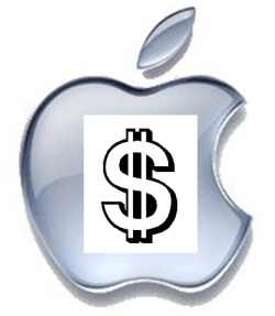 First Annual Drop In Revenue For Apple Since 2001, Services Revenue Surpass $6b For The First Time