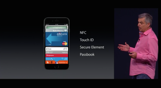 Apple Introduces Apple Pay to Try to Replace Your Wallet