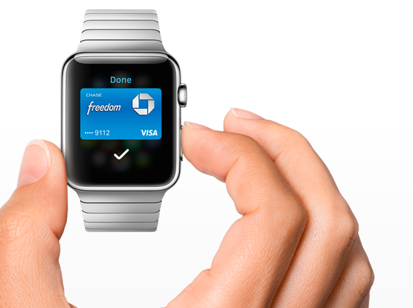 How Mobile Payments Might Work on the Apple Watch
