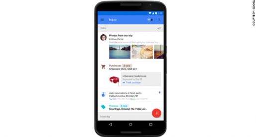"""Google launches """"Inbox"""" app and here's what you need to know about it"""