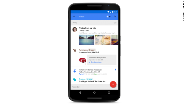 "Google launches ""Inbox"" app and here's what you need to know about it"