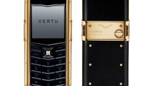 Here's the $6800 Phone