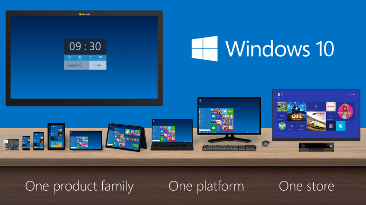 Windows 10 Is Finally Here And Here's What You Need to Know/Do About It