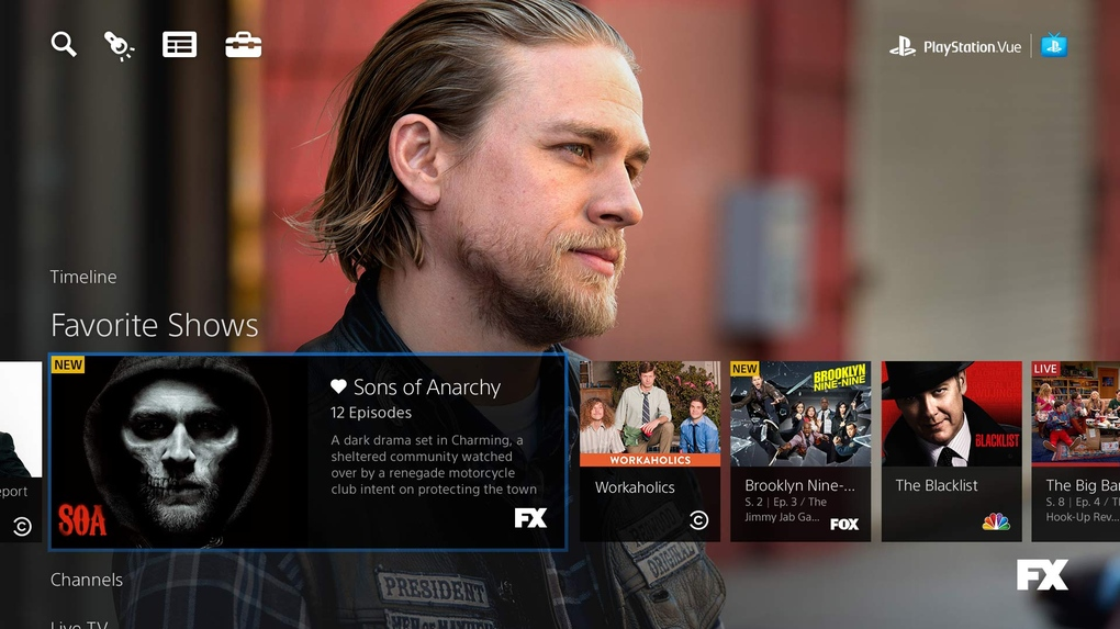 Sony starts its own on-demand and broadcast service with PlayStation Vue