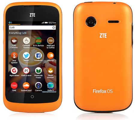 Firefox based phones to be launched in Africa from 2015- Digitimes