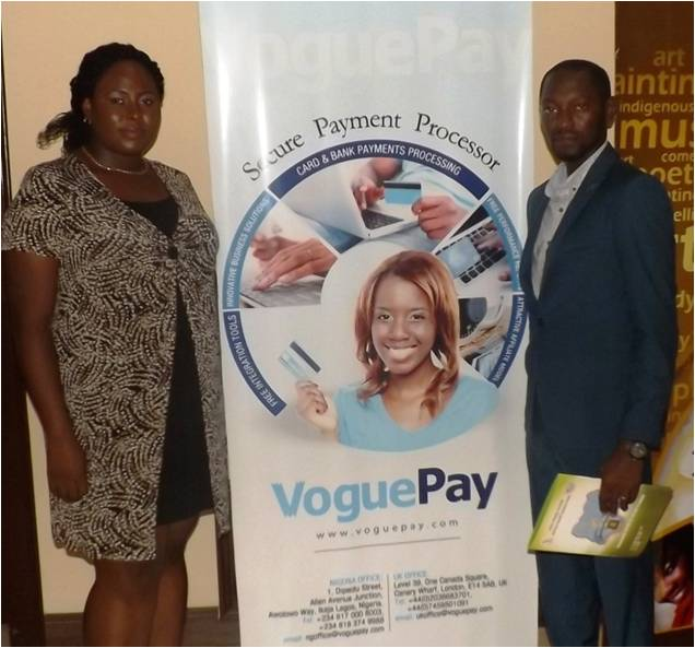 Voguepay, GTB, Jumia among winners at the first Nigeria DOTCOM awards