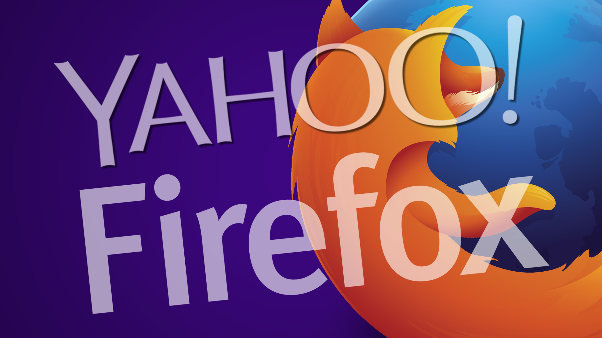 That was fast! Yahoo has now taken over from Google officially in Firefox