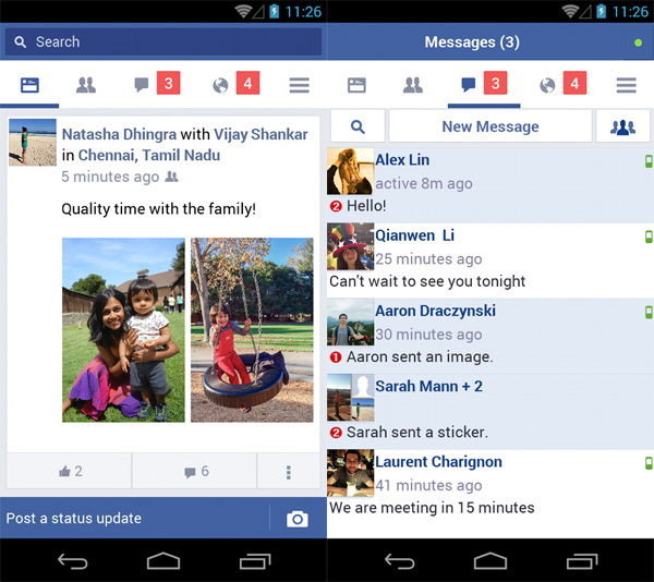 Facebook launches Android app for emerging markets