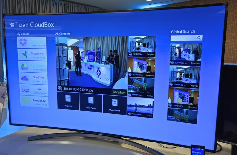 Tizen based TVs coming to a store near you courtesy of Samsung