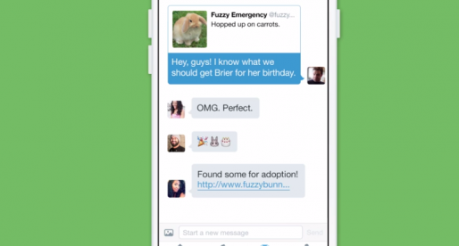 Group DM feature comes to Twitter