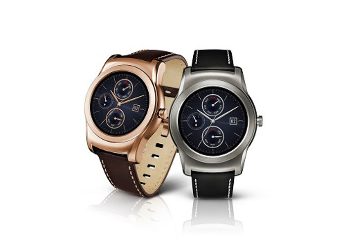 "LG launches ""urban"" smart watch to compete with Apple watch"