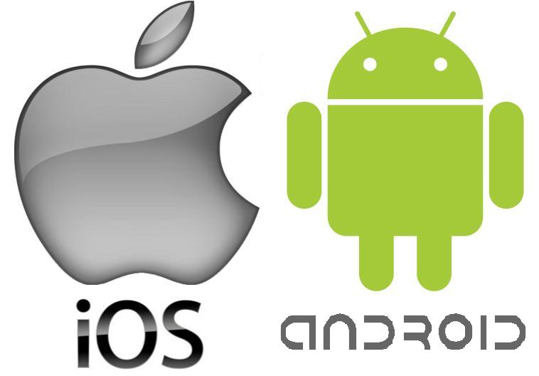 iOS and Android controlled 96% of the smartphone OS market in 2014 Q4