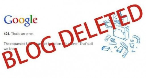 "Google bans blogs containing ""explicit"" adult content from its blogger platform"