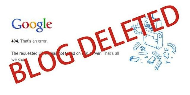 """Google bans blogs containing """"explicit"""" adult content from its blogger platform"""