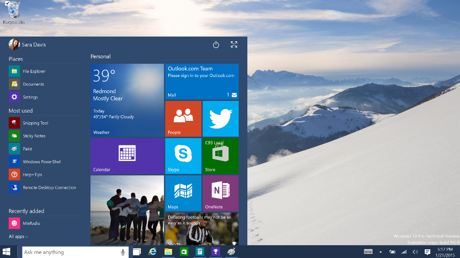 Here's How To Download The Much Anticipated Windows 10