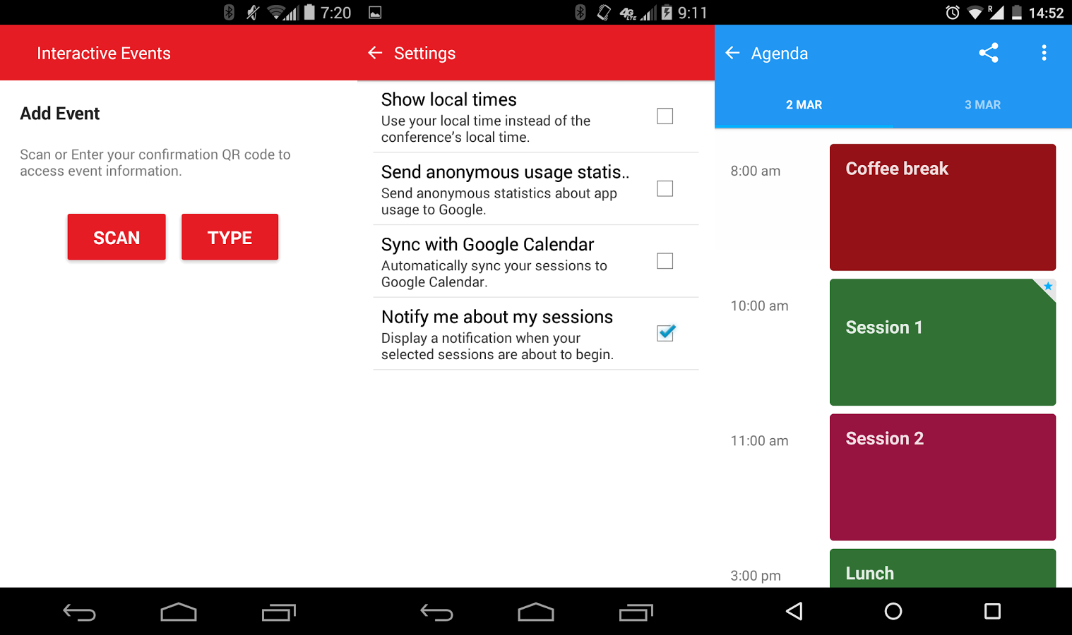 Google launches Events app quietly
