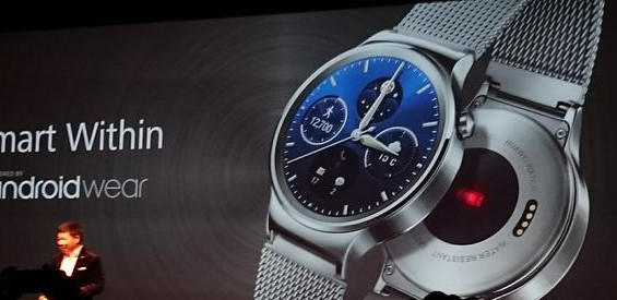 Huawei has unveiled 2 wearables