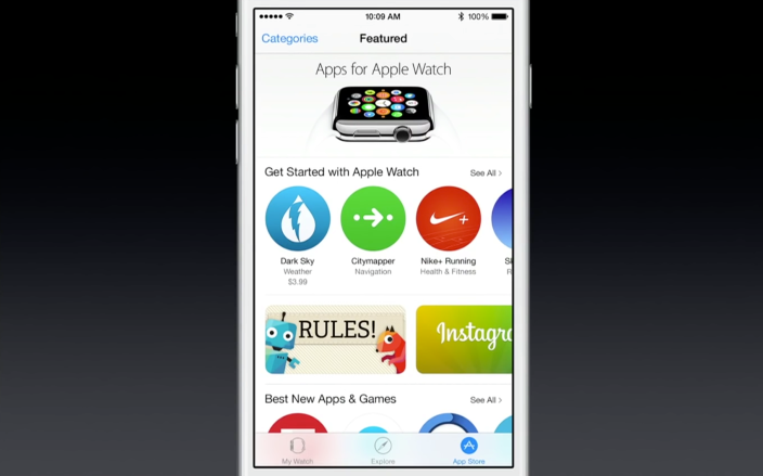 Apple now inviting all third-party developers to submit Watch apps to the App Store