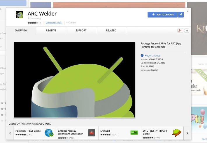 Android Apps To Now Run On Other Linux, Windows and Macs