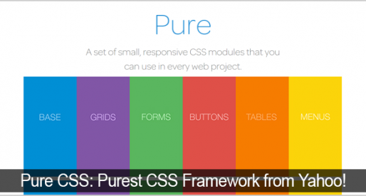 14 Free Pure CSS UI Kits You Should Consider