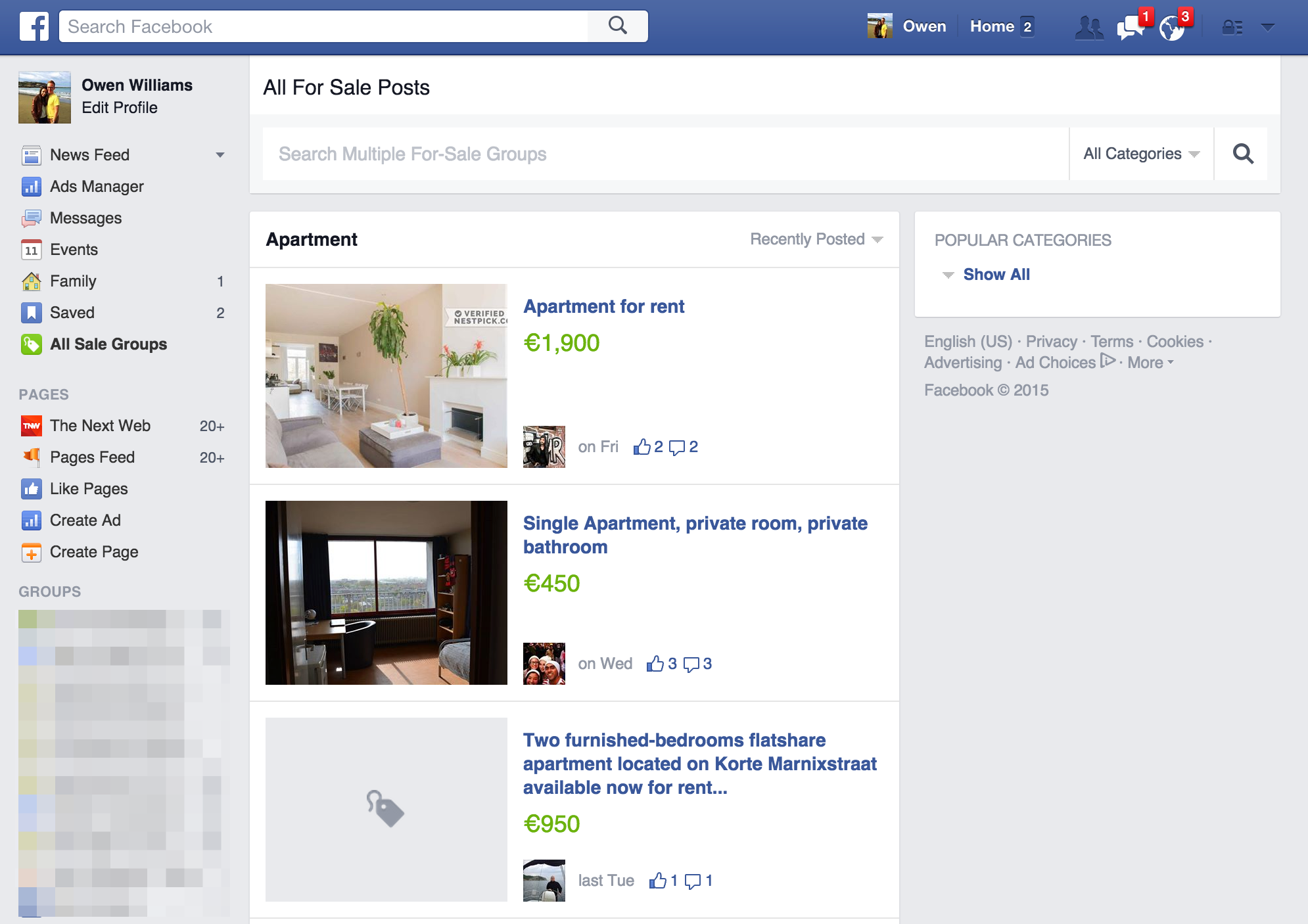 Feature That Would Allow eBay-Like Shops To Roll Out On Facebook Soon