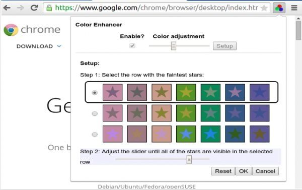 Colour-Blind Chrome Users Get An Extension That Can Help