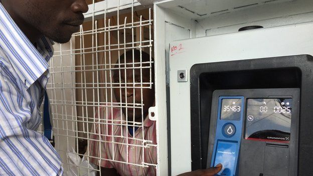 Water Dispensing ATMs To The Rescue In Kenya