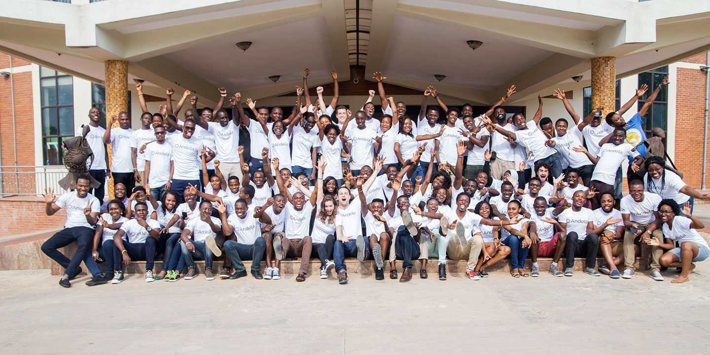 This Is Andela, The Start Up That Pays You To Code