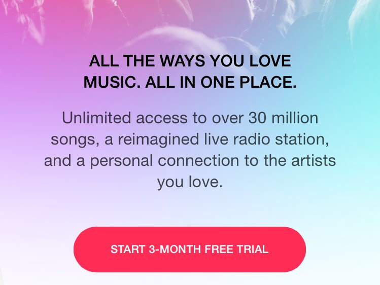 Apple Music Was Launched This Week And Here's What You Need To Know About It