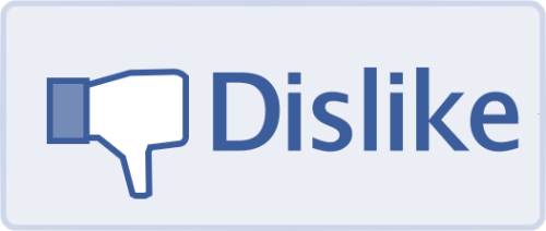 Dislike Button Coming To Facebook Soon