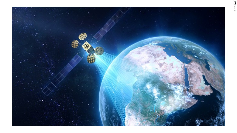 Facebook To Launch Satellite As Part Of Its Internt.org Program