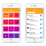 "This is ""Notify"" ; Facebook's  StandAlone News Notification App"