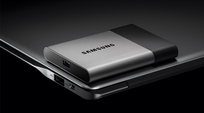 Samsung Develops A Business Card Sized 2TB External Drive
