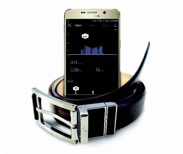Samsung Unveils Another Wearable And This Time Its A  Smart Belt