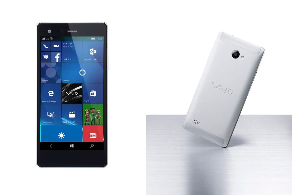 VAIO Phone Biz Is The Latest Windows Phone There Is