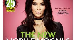 Forbes Rates Kim Kardashian 42nd On Celebrity Earnings List But This Time It's Because Of Her Mobile Game