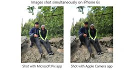 Microsoft Launches Pix To Essentially Replace Your Default iPhone Camera App