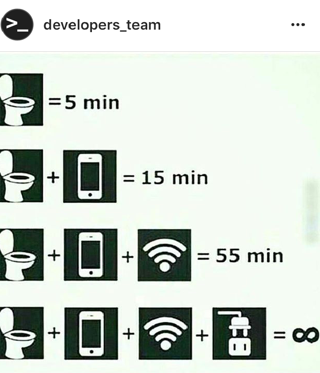 developer poo stuff