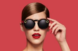 This Is Spectacles From Snap Inc (Formerly Known As Snapchat): Sunglasses With Camera