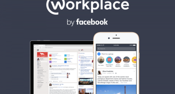 """Facebook Launches """"Facebook Workplace"""" aka """"Facebook At Work"""" To  All Businesses"""