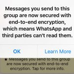 "This Company Says They Can ""Break"" WhatsApp's End-To-End Encryption"