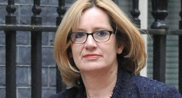 UK's Amber Rudd Launches Fresh Attack On Message Encryption
